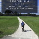 Germania la ciclabile dell'Altmühl