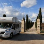 Montefalco e Bettona Umbria in camper